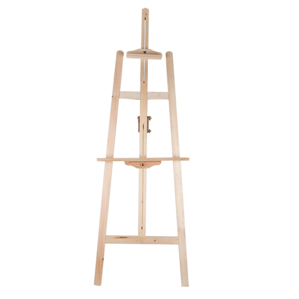 Portable Artist Wood Easel Art Painting Stand Drawingboard